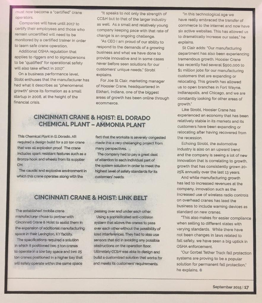 CCH News